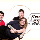 Comedy ZOO On Tour i september på Gazzværket LIVE