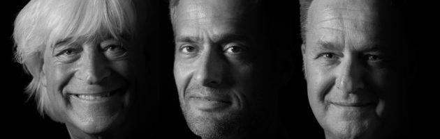 EVERYBODY´S TALKING : Billy Cross – Jimmy Bacoll – Lars Maasbøl