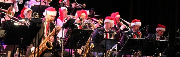 DR BIG BAND – Julekoncert med Szhirley og Bobo Moreno.