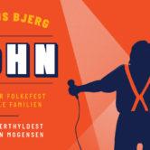 JOHN – Rasmus Bjerg i en hyldest til John Mogensen.